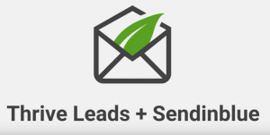 Integrate SendinBlue with Thrive Leads