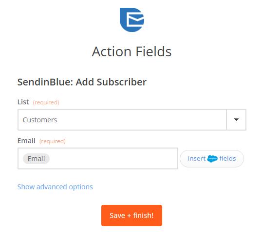 salesforce-zapier-sendinblue